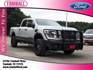 Used Nissan Titan Xd Tomball Tx