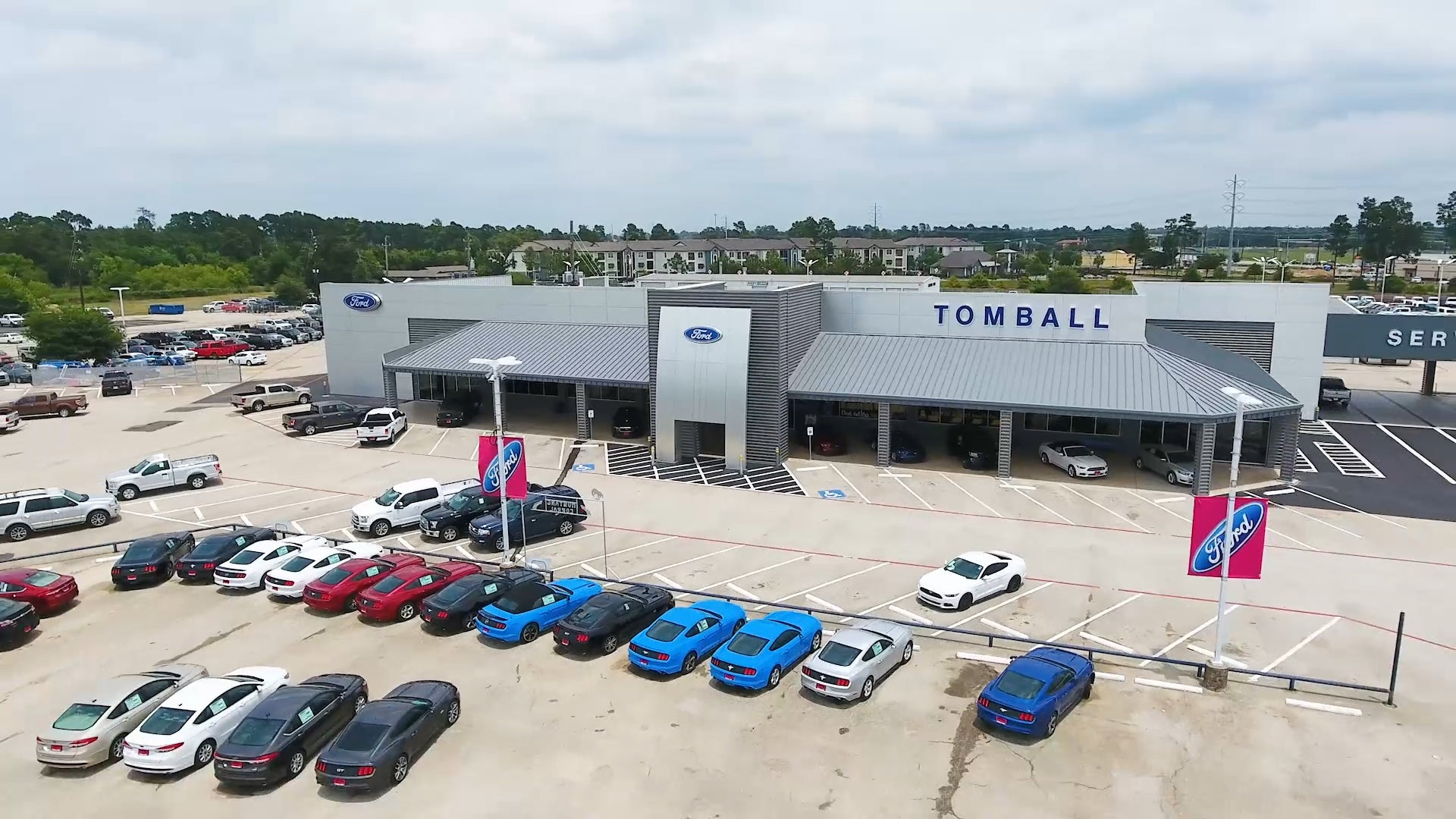 Ford Dealership Houston >> Tomball Ford Dealer In Tomball Tx Cypress Houston Humble